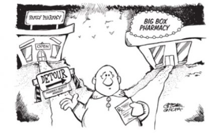 Did you know? Insurance and Pharmacy Choice