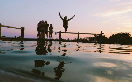 Monday's Motivation – Summer Water Fun